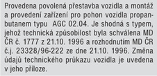 otisk - rozměr 76x37 mm